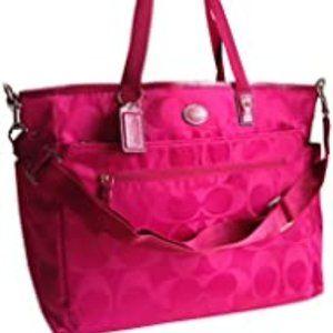 NEW Coach Diaper Bag